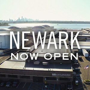 NEWARK NOW OPEN