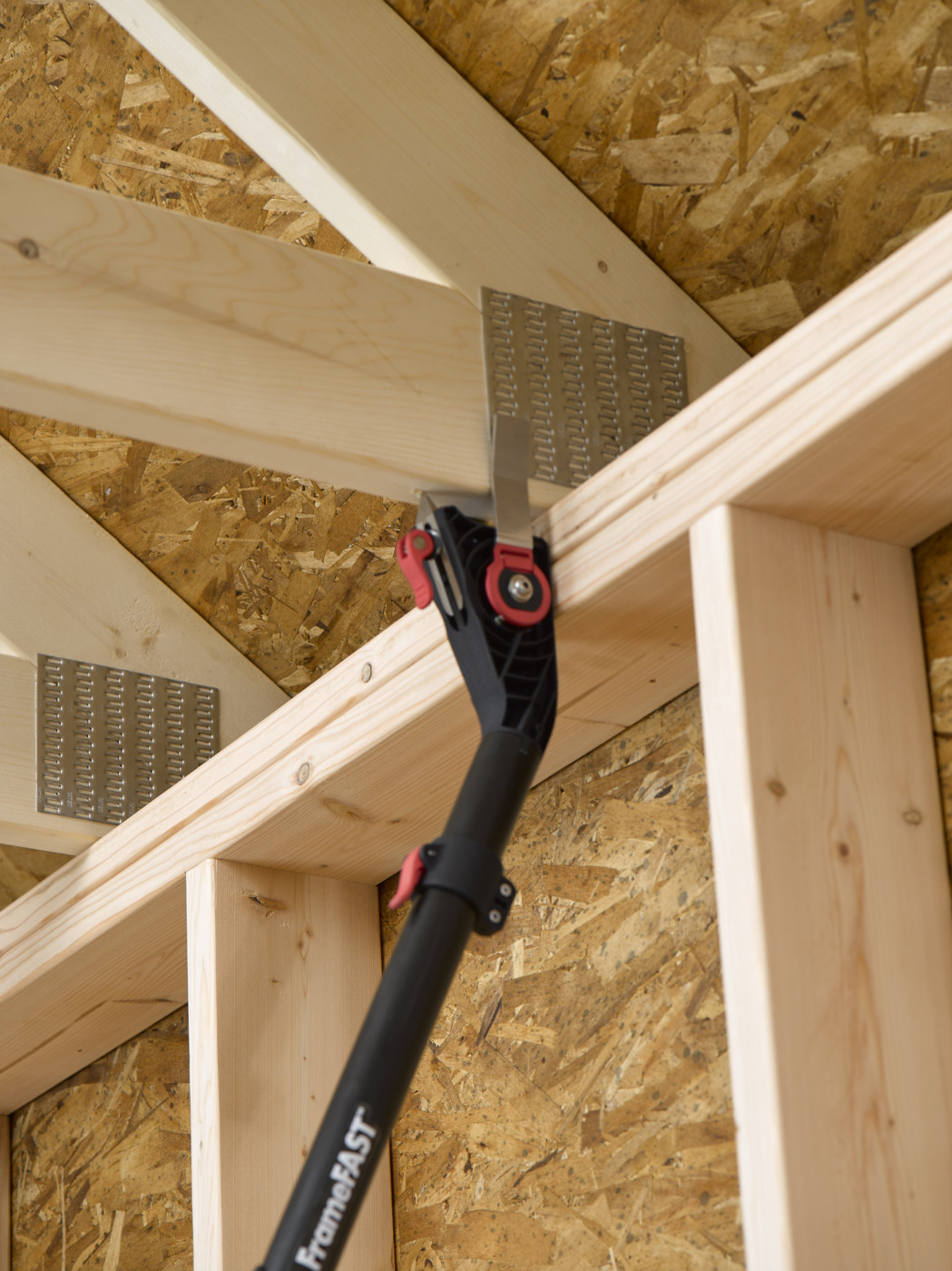 Fastenmaster Framefast Structural Framing System Interview