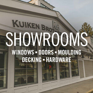 SHOWROOMS - WINDOWS DOORS MOULDING DECKING HARDWARE