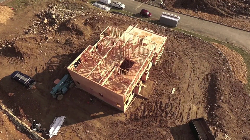 The Delivery - Moffett Forklift Residential New Construction by Kuiken Brothers - YouTube - Mozilla Firefox 4132016 121820 PM