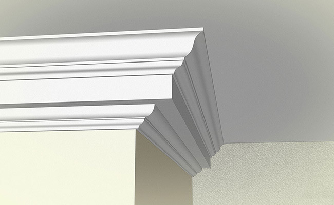 Boxed Cornice Details