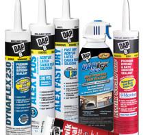 Caulks & Adhesives