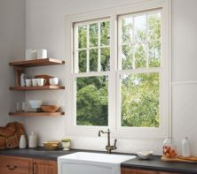 Marvin Elevate Double Hung Insert