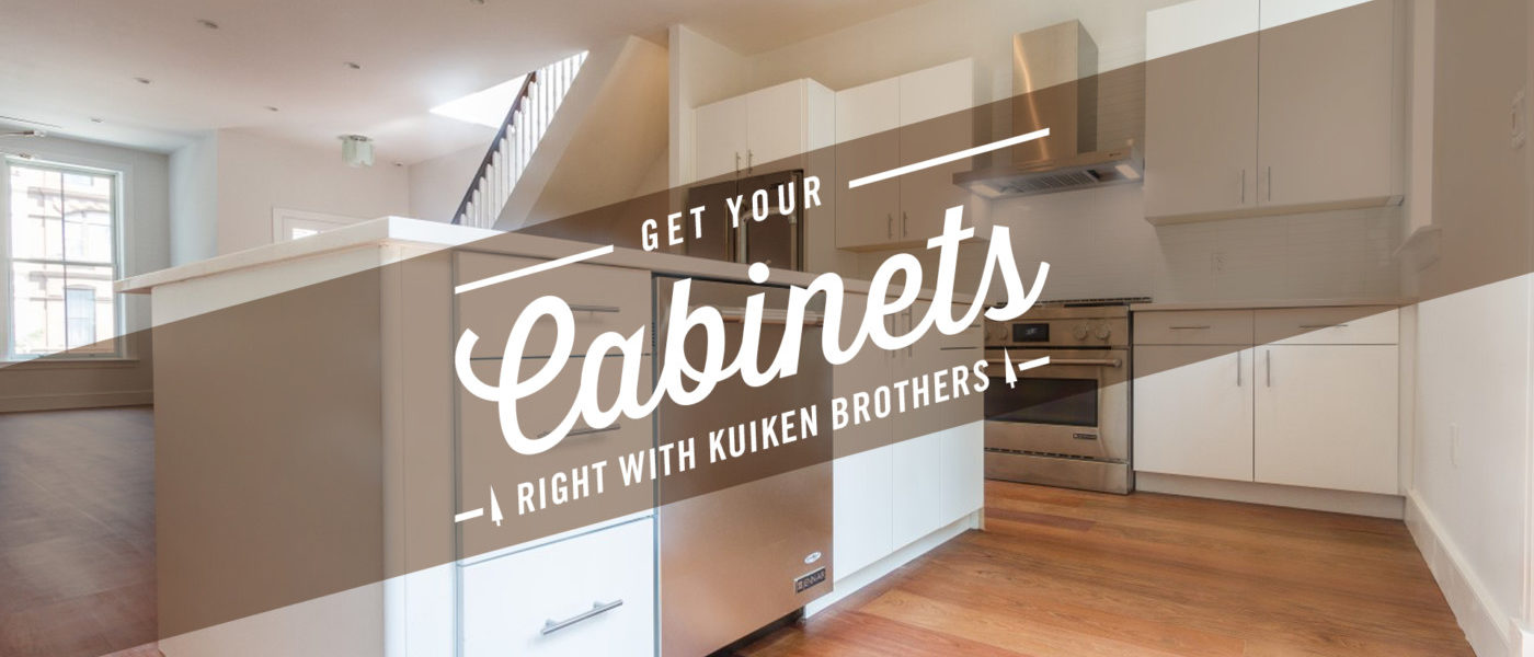 Cabinets Kuiken Brothers