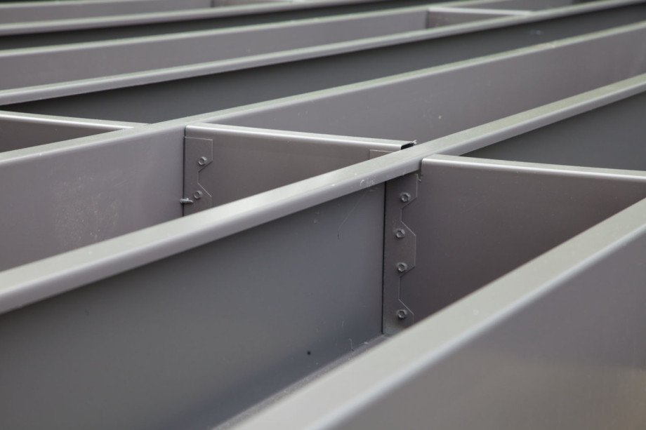 Trex Elevations Steel Deck Framing Available At Kuiken