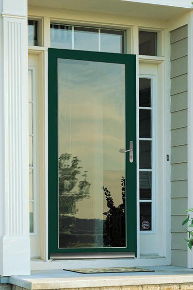 Larson Storm Doors : Storm screen doors kuiken brothers