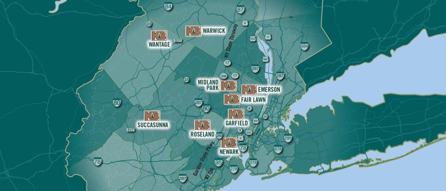 KB Locations