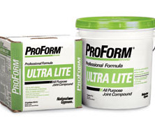 National Gypsum ProForm Ultra Lite All Purpose Joint Compound