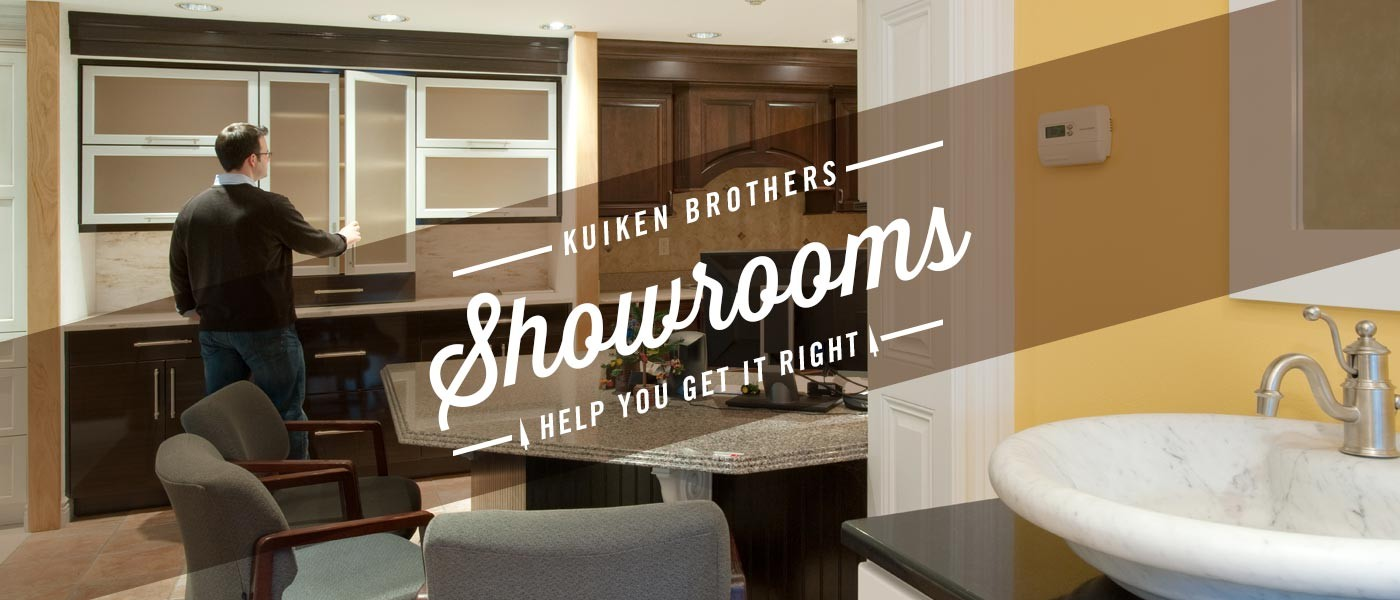 Showrooms Kuiken Brothers