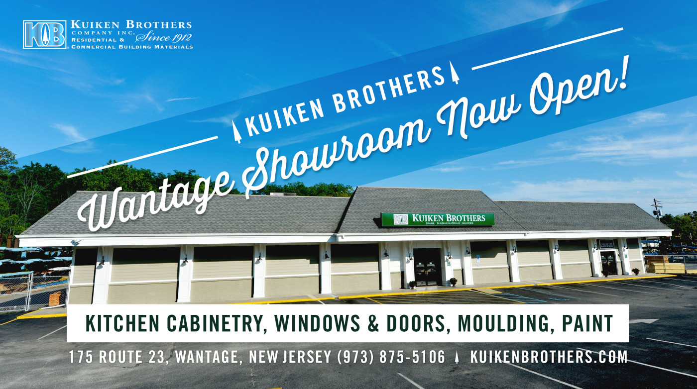 Kuiken Brothers Wantage NJ Opens New Kitchen Cabinetry & Millwork ...
