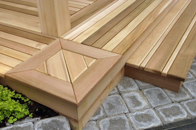 Decking Real Wood Cedar Amp Tropical Kuiken Brothers