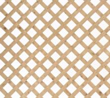 Lattice (Cedar, Pressure Treated, PVC)