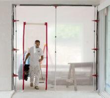 Zip Wall Jobsite Protection